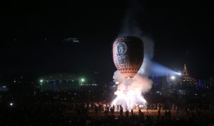 Taungyi balloon festival - 21 to 30 November 2020